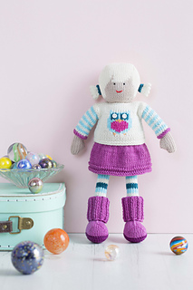 My Knitted Doll Book