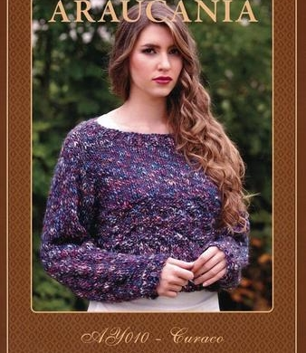 Araucania Curaco Sweater Pattern