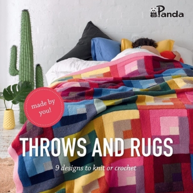 Patons Throws & Rugs Book 357