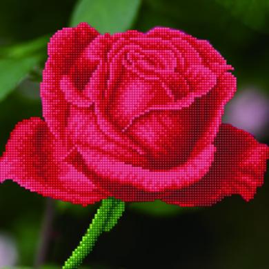 Diamond Dotz - Rose Bud