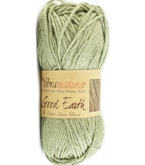 Fibra Natura Good Earth Linen & Cotton - Green 108