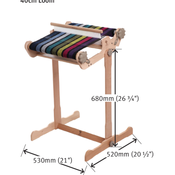 Rigid Heddle Sampleit Loom Stand