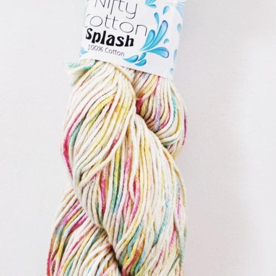 Cascade Nifty Cotton Splash 100g - Candy 204