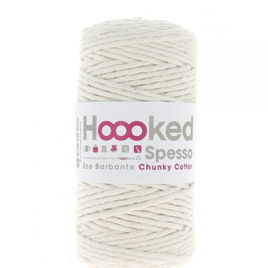 Hoooked Spesso Cotton 5mm 500g - Almond