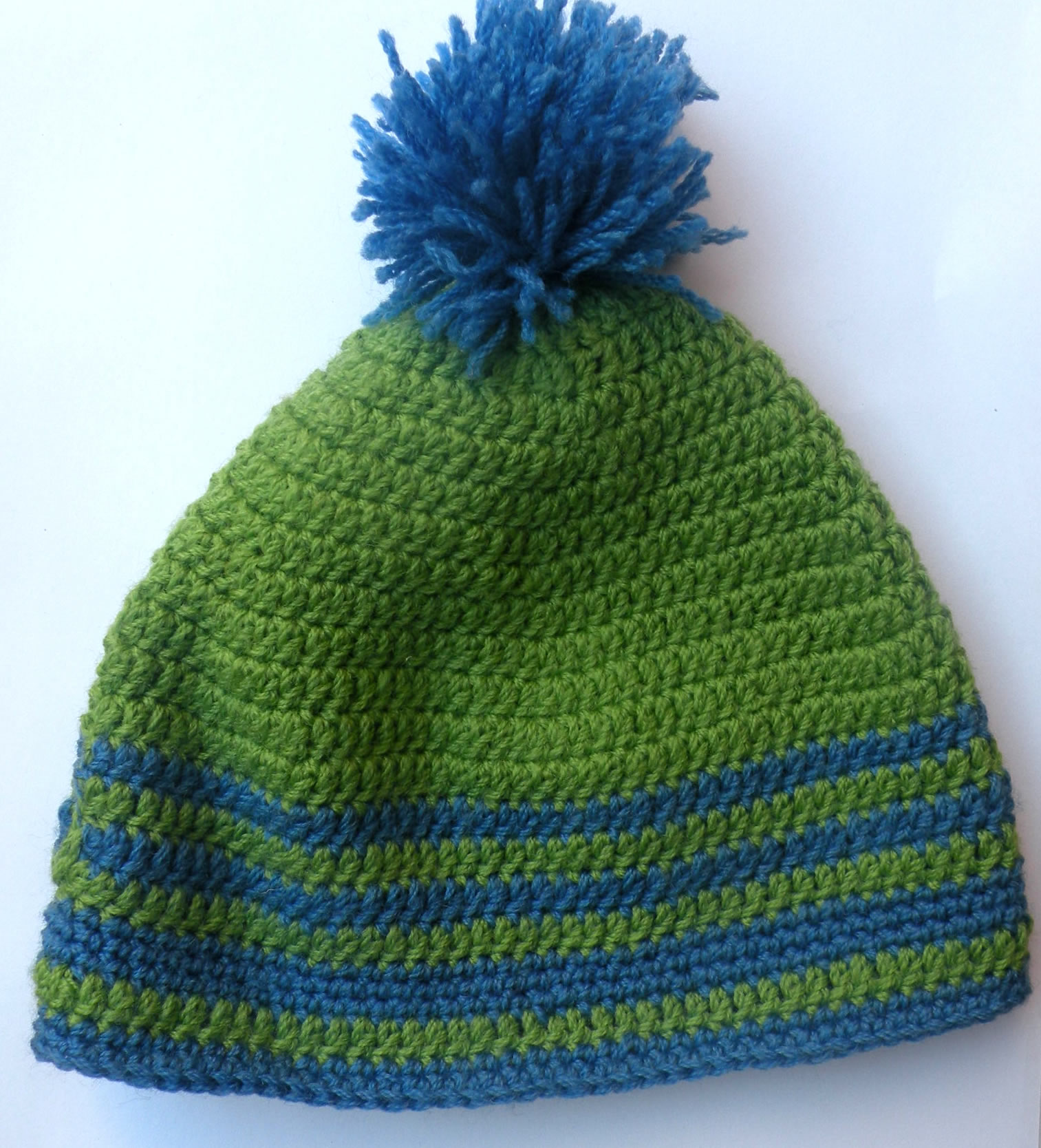 Buy Baby Beanie Wool Blue   Green 3-6m · AfterPay ZipPay · The Wool Room ab17ee4edcc
