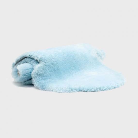 Sheepskin Rug XL Blue