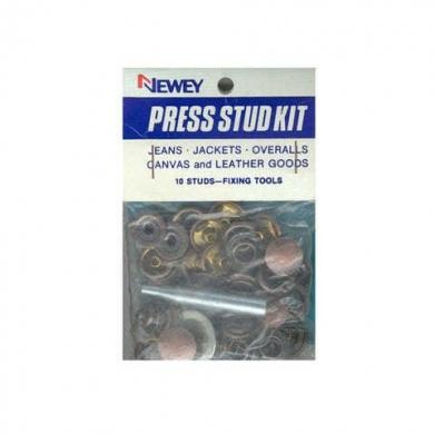 15mm Press Stud Button Kit