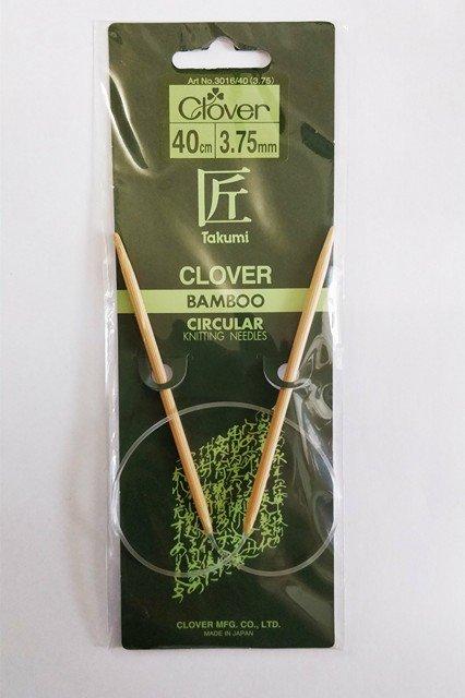 3.75mm Clover Circular Needle 40cm