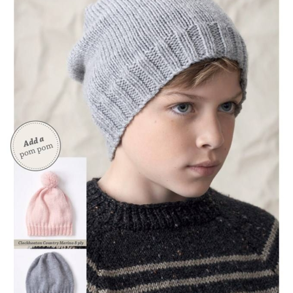 Hand Knits for Older Kids 8 ply