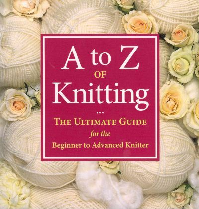 A-Z of Knitting Book