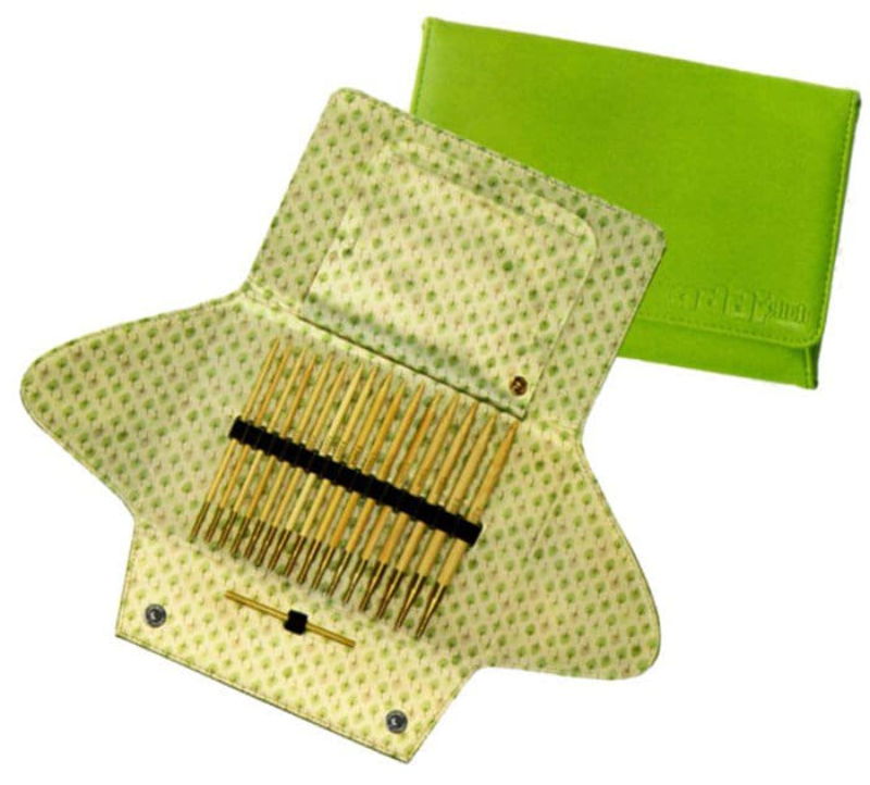 Addi Click Bamboo Circular Needle Kit