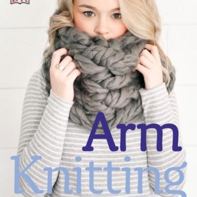 Arm Knitting Book