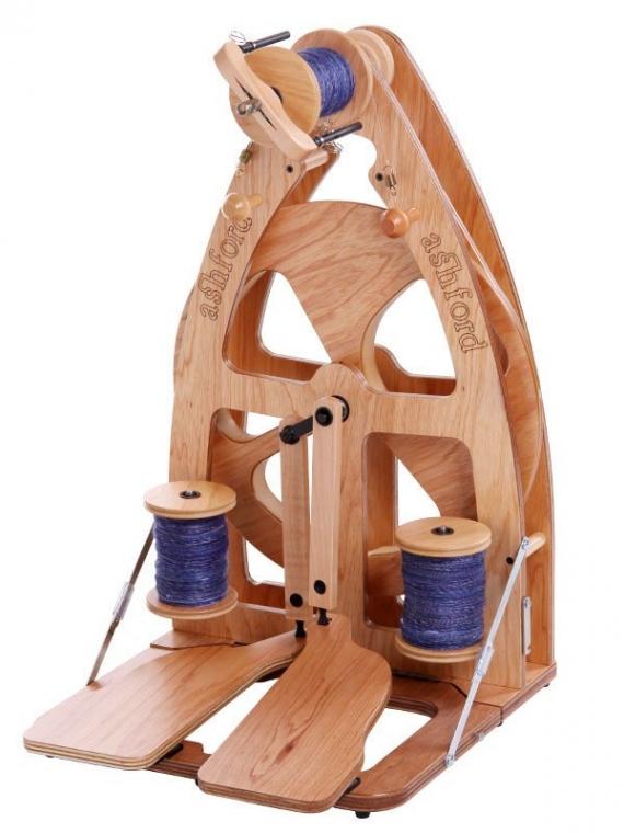 Ashford Joy 2 Spinning Wheel & Carry Bag Set
