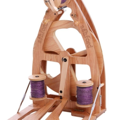 Ashford Joy 2 Spinning Wheel & Carry Bag Set