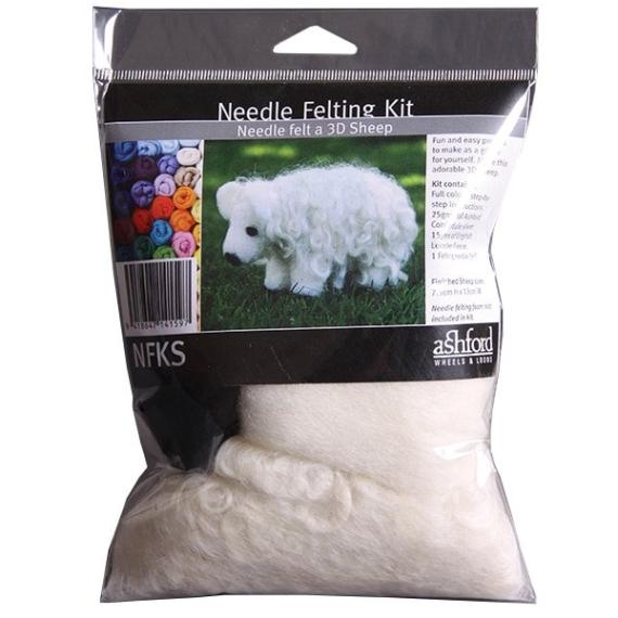 Ashford Needle Felted Sheep Kit
