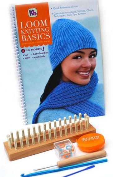 Beginners Knitting Loom Basics