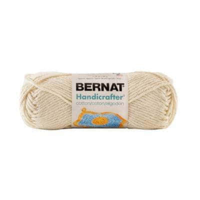 Bernat Handicrafter Cotton Off White