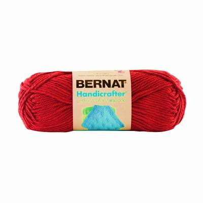 Bernat Handicrafter Cotton Red