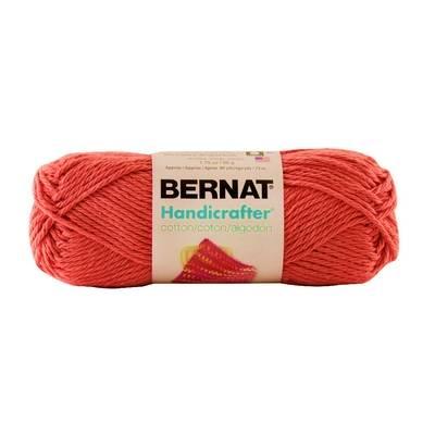 Bernat Handicrafter Cotton Tangerine
