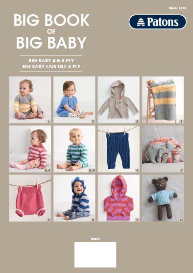 Big Book of Big Baby - 1011