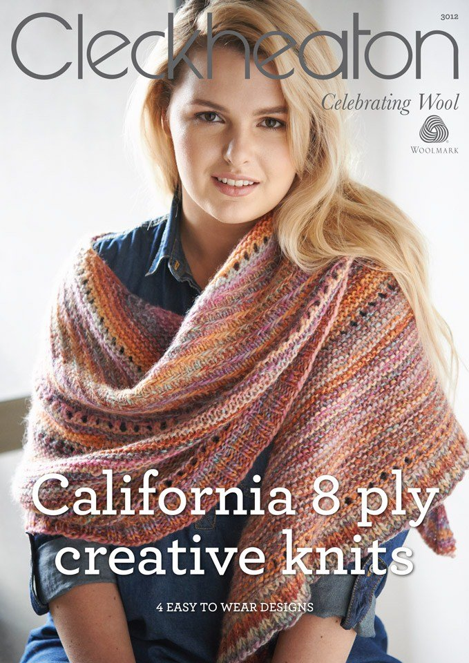 Buy California 8 Ply Creative Knits Pattern Afterpay Zip The