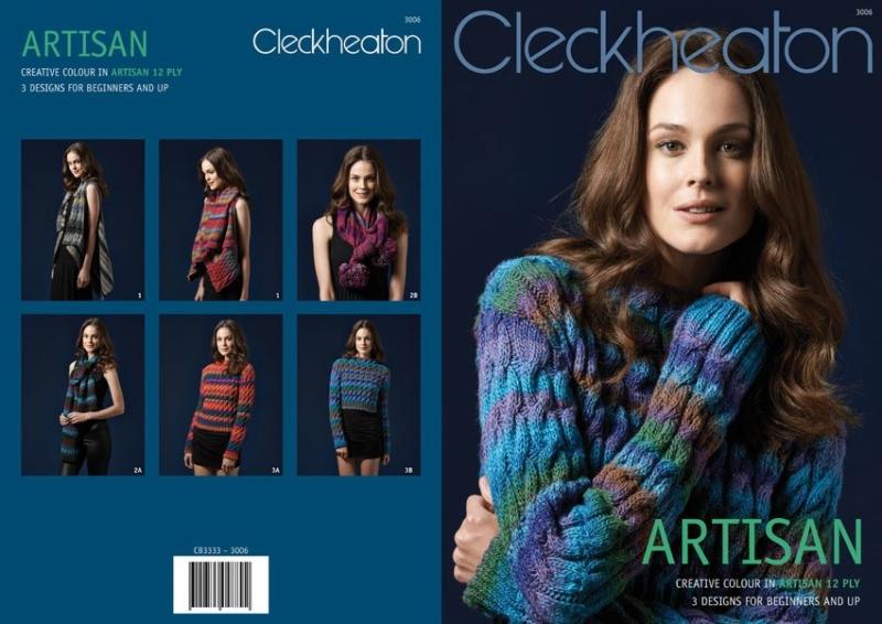 Cleckheaton Artisan 12 Ply