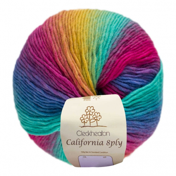 Cleckheaton california 8ply Circus #5791