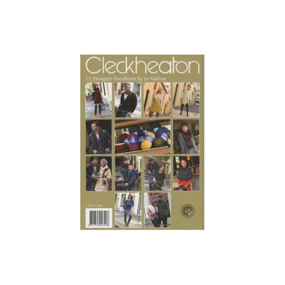 Cleckheaton Counry Wide 14ply Book