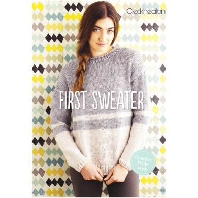 Cleckheaton First Sweater Pattern