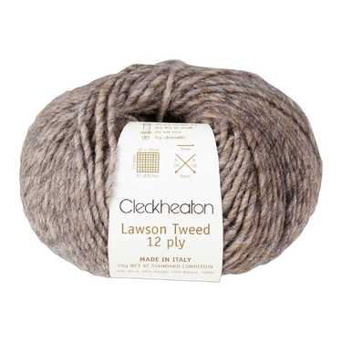 Cleckheaton Lawson Tweed 12 Ply - Cobblestone