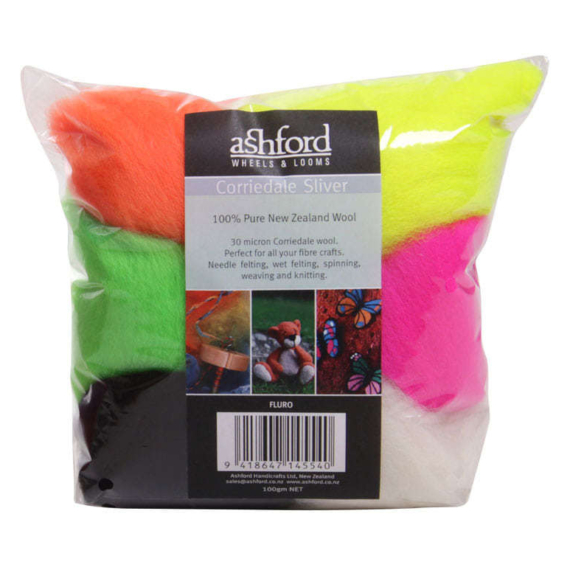 Corriedale Colour Theme Pack - Fluro