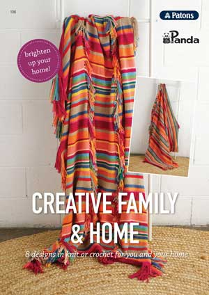Creative Family & Home Knit & Crochet