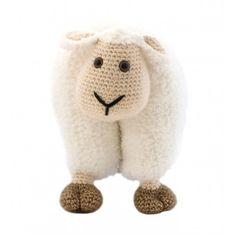 Crochet Cuddly Cushions Book
