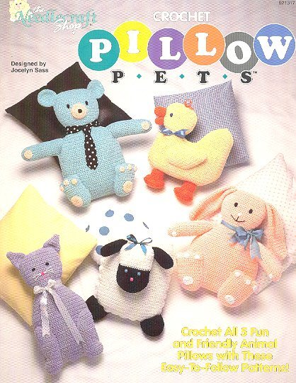 Crochet Pillow Pets