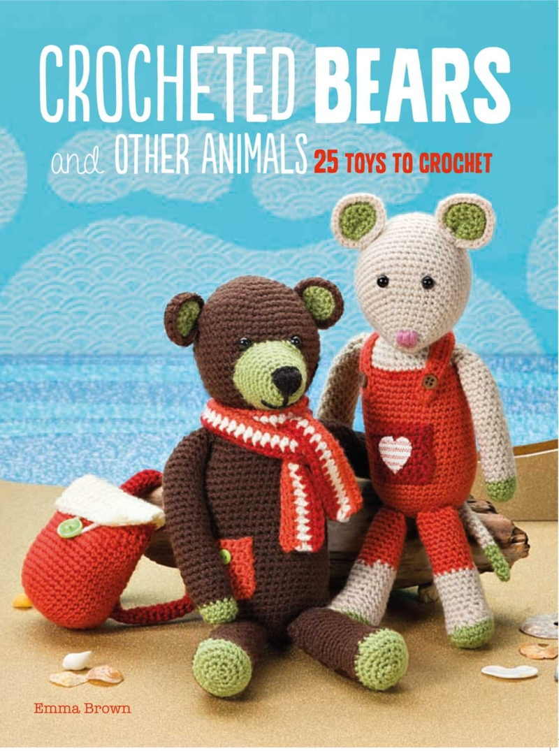 Crocheted Bears & Other Animals