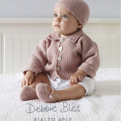 Debbie Bliss Rialto 4 Ply Crochet Pattern