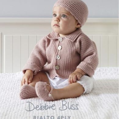 Debbie Bliss Rialto 4 Ply Crochet Pattern