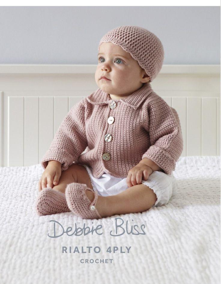 Buy Debbie Bliss Rialto 4 Ply Crochet Pattern Afterpay Zippay