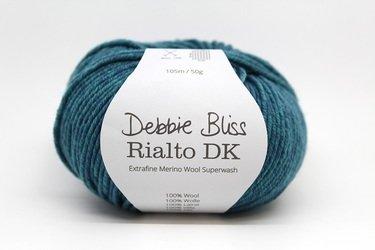 Debbie Bliss Rialto DK Heathers - Loch