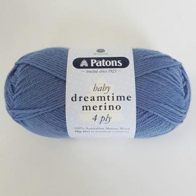 Dreamtime Merino Wool 4 ply Dark Blue - 3894