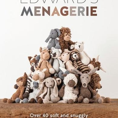 Edwards Menagerie Crochet Book