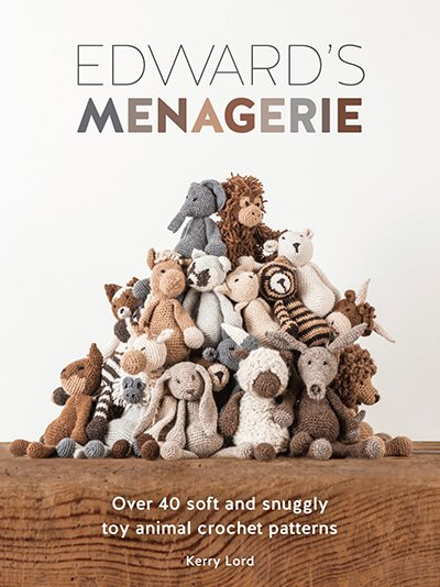 Edwards Menagerie Crochet Book
