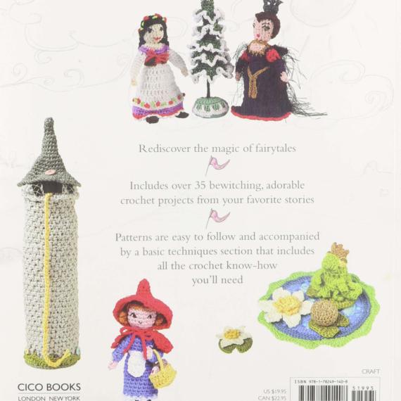 Fairytale Crochet Book