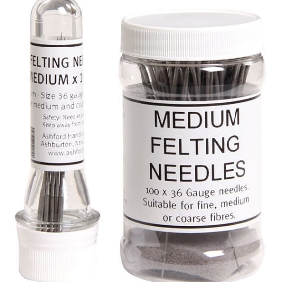 Felting Needle Medium 10 Pack