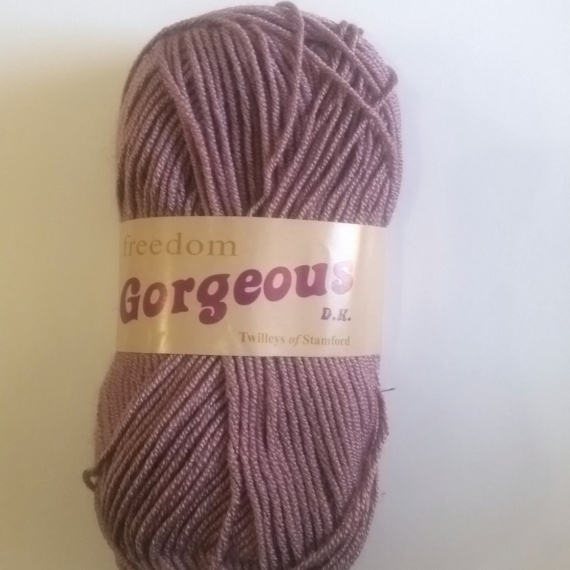 Freedom Gorgeous 8ply Bamboo Dusty Pink #710