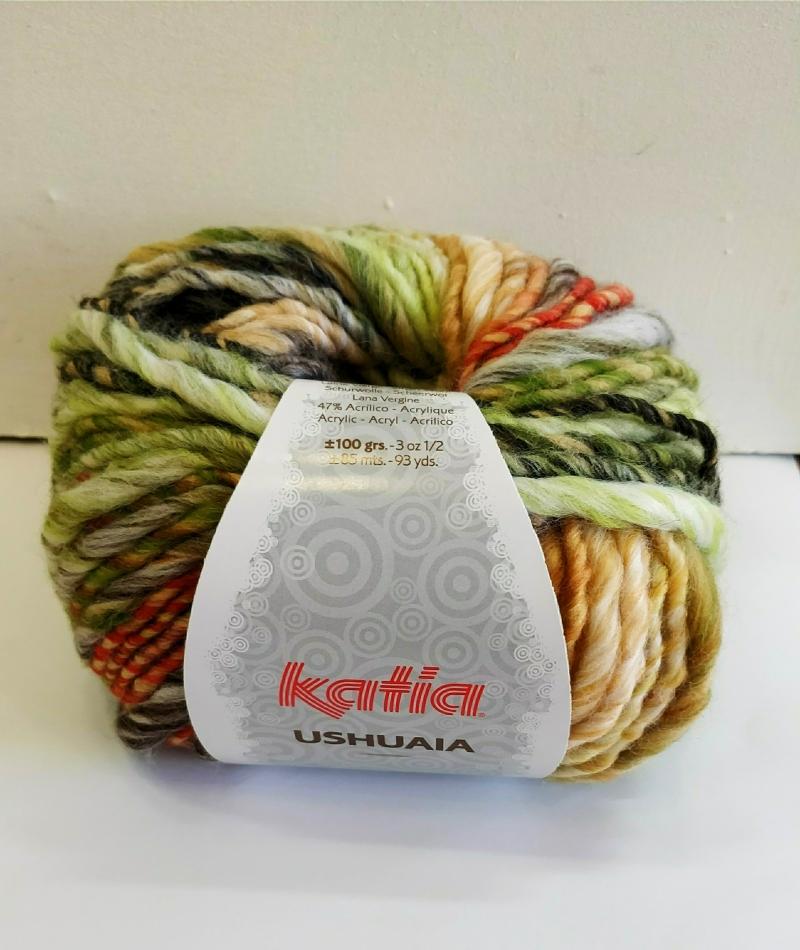 Katia Ushuaia Yarn 100g - 625