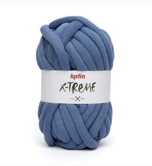 Katia X-Treme Yarn - Blue Jeans