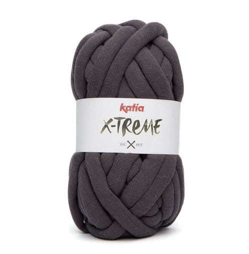 Katia X-Treme Yarn - Dark Grey