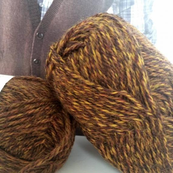 Knitted Vest Kit