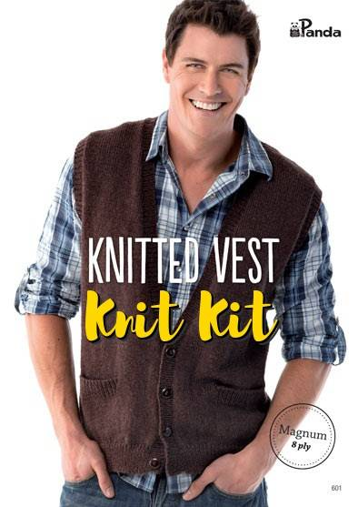 Knitted Vest Kit